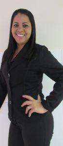 Cristiane Gomes - Recepcionista