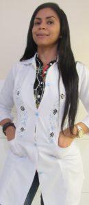 Josiane de Araujo - Fisioterapeuta e esteticista