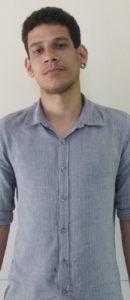Lucas Paulo de Lima - Auxiliar de escritório